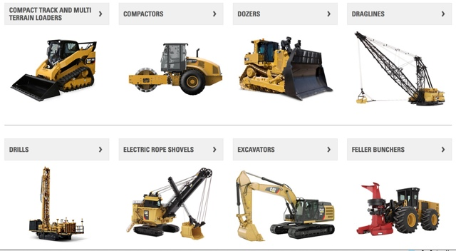 Cat Construction Equipment Service