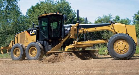 Cat Road Equipment