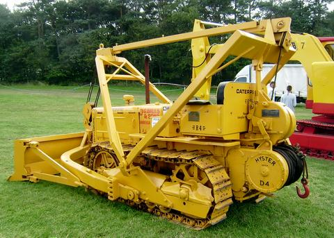 Caterpillar R4 Dozer