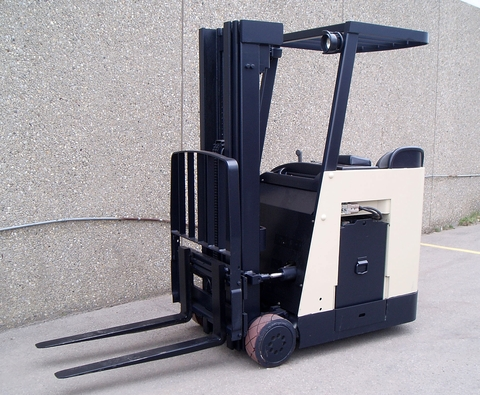 Crown Electric Forklifts