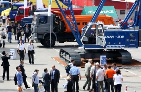 International Show - Construction Equipment & Technologies 2010