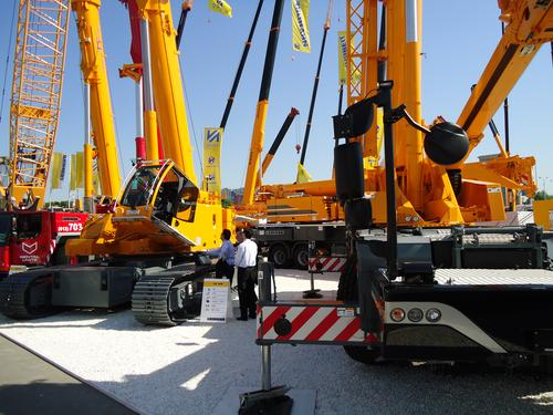 CTT 2011 Construction Equipment and Technologies in Russia
