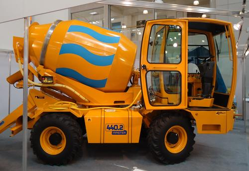 Davino Self-loading Concrete Mixer