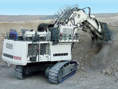 Liebherr Mining Equipment
