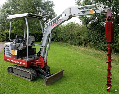 Takeuchi Mini Excavators