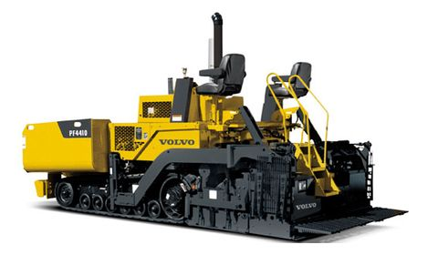 Volvo Road Construction Equipment